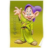 Sweety Dopey Poster