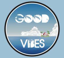 Good Vibes Island Kids Clothes