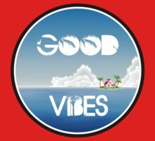 Good Vibes Island Kids Clothes