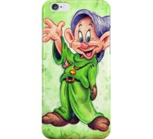 Drawing Dopey iPhone Case/Skin