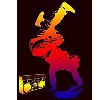 bboy colored Photographic Print