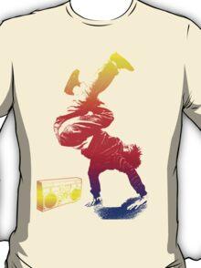 bboy colored T-Shirt