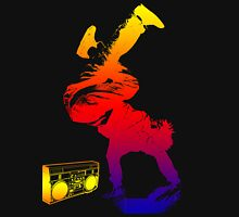 bboy colored Unisex T-Shirt