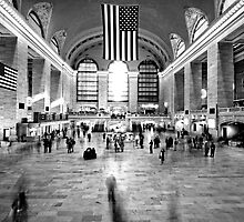 Grand Central Station by Flux Photography