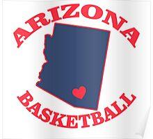 arizona basketball Poster