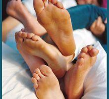 Feet Salad © Vicki Ferrari by Vicki Ferrari