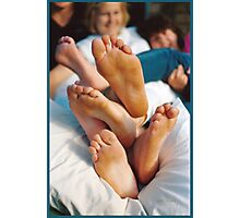 Feet Salad © Vicki Ferrari Photographic Print