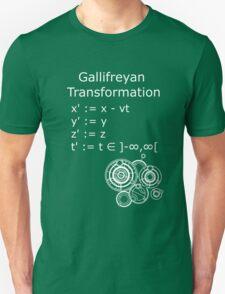 Gallifreyan Transformation 2 T-Shirt