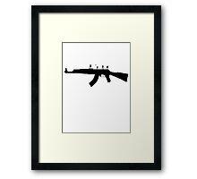 AK Children Framed Print