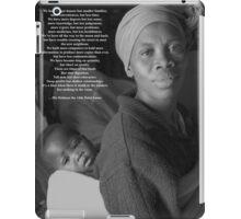The Paradox of Our Age - 14th Dalai Lama iPad Case/Skin