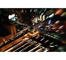 Melbourne Flinders Street Train Station Photographic Print