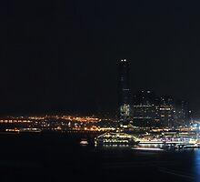 Gates to Hong Kong by Kevin Leung