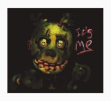 springtrap Kids Clothes