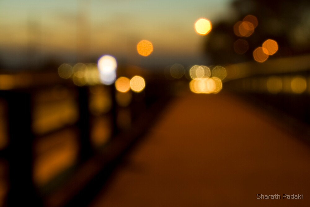 Out of Focus by Sharath Padaki