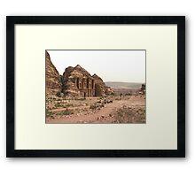 Monastry Framed Print