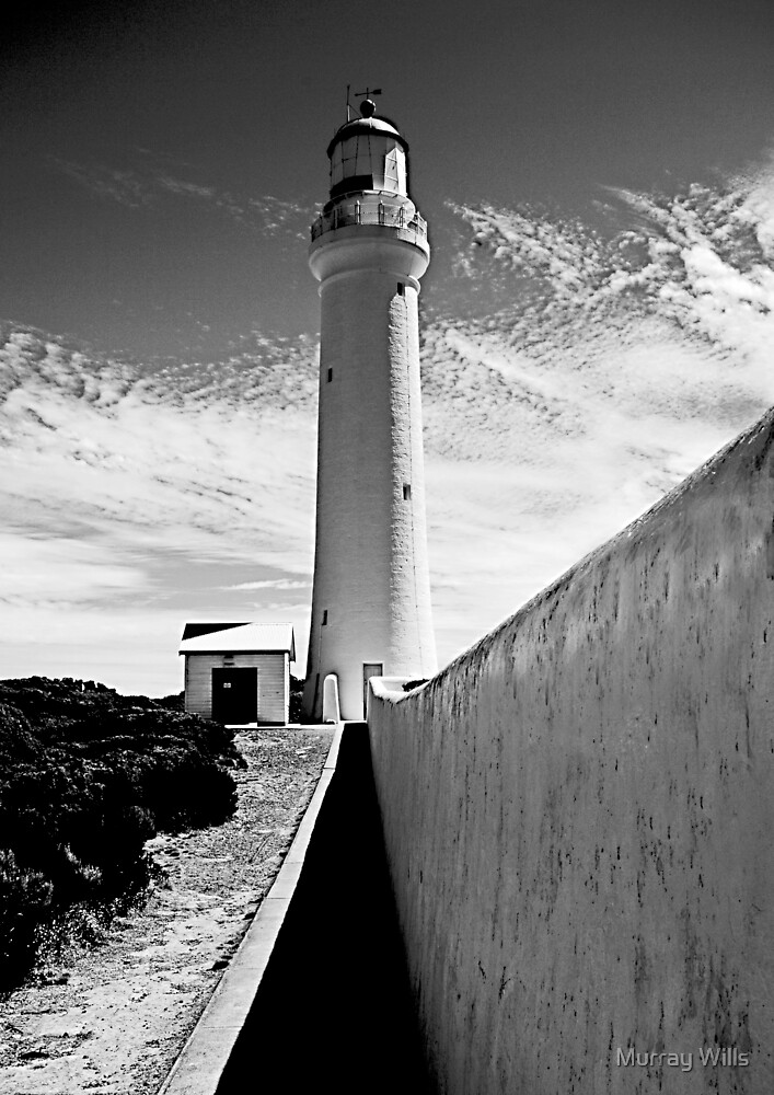 Cape Nelson light house by Murray Wills