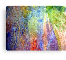 Rainbows Under the Sea Canvas Print