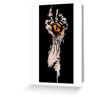 Half Life Hope Greeting Card