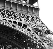 A Small Piece of the Eiffel by bchai