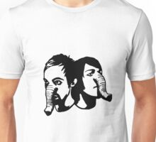 Death From Above 1979 Heads Up Unisex T-Shirt