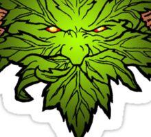 The Green Man Sticker