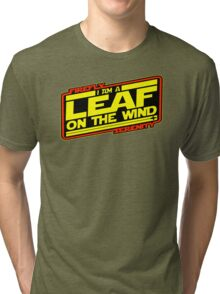 Firefly Strikes Back Tri-blend T-Shirt