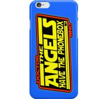 Doctor Who: The Angels Strike Back iPhone Case/Skin
