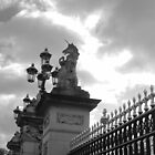 Gates of Buckingham by JenB