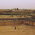 Cricket in Quetta, Pakistan by heinrich
