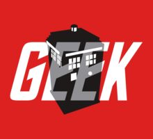 Geek My Ride- TARDIS Kids Clothes