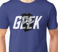Geek My Ride- TARDIS Unisex T-Shirt