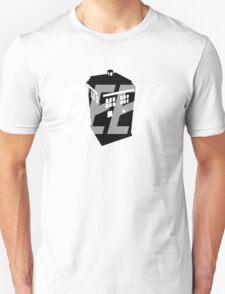 Geek My Ride- TARDIS T-Shirt