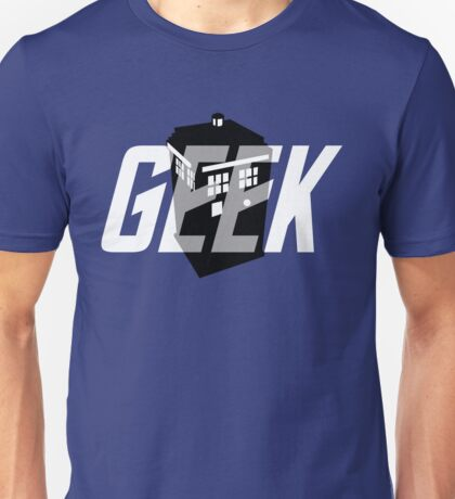 Geek My Ride- TARDIS Unisex T-Shirt