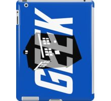 Geek My Ride- TARDIS iPad Case/Skin