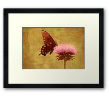 In The Midst Framed Print
