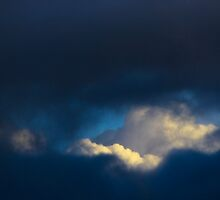 Cloud Abstract Series 3 by Jessica Hardin