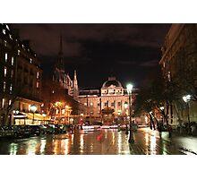 Place Louis Lepine Photographic Print
