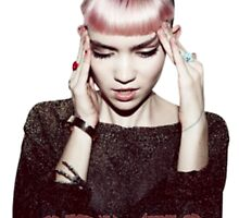 Grimes by chickenugget