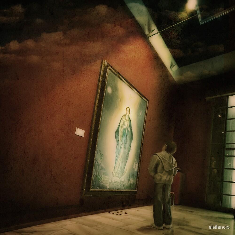 A real mystery by elsilencio