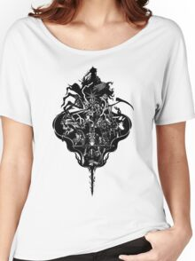 My Dark Soul Women's Relaxed Fit T-Shirt