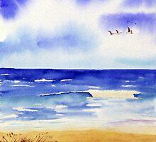 Cloud Burst by Sandi Redding