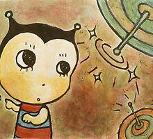 Hato Chan by Ayu Tomikawa
