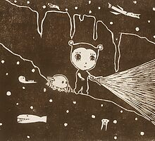 Going Through the Cave by Ayu Tomikawa