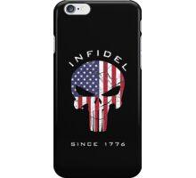 American Punisher - Infidel iPhone Case/Skin
