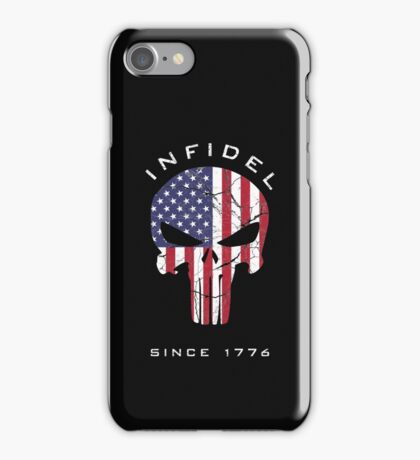 American Punisher - Infidel iPhone Case/Skin