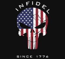 American Punisher - Infidel by zingarostudios