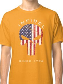 American Punisher - Infidel Classic T-Shirt