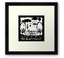 "WB Yeats-""He wishes for the cloths of Heaven"" Framed Print"