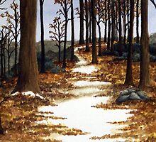 Oak Alley by Sandi Redding
