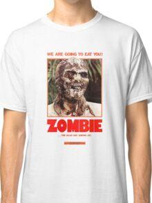Zombie Flesh Eaters Classic T-Shirt